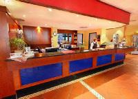 Rezeption HKK Hotel Wernigerode